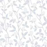 Caselio Serenity Grey and Silver Wallpaper - Product code: 100569027