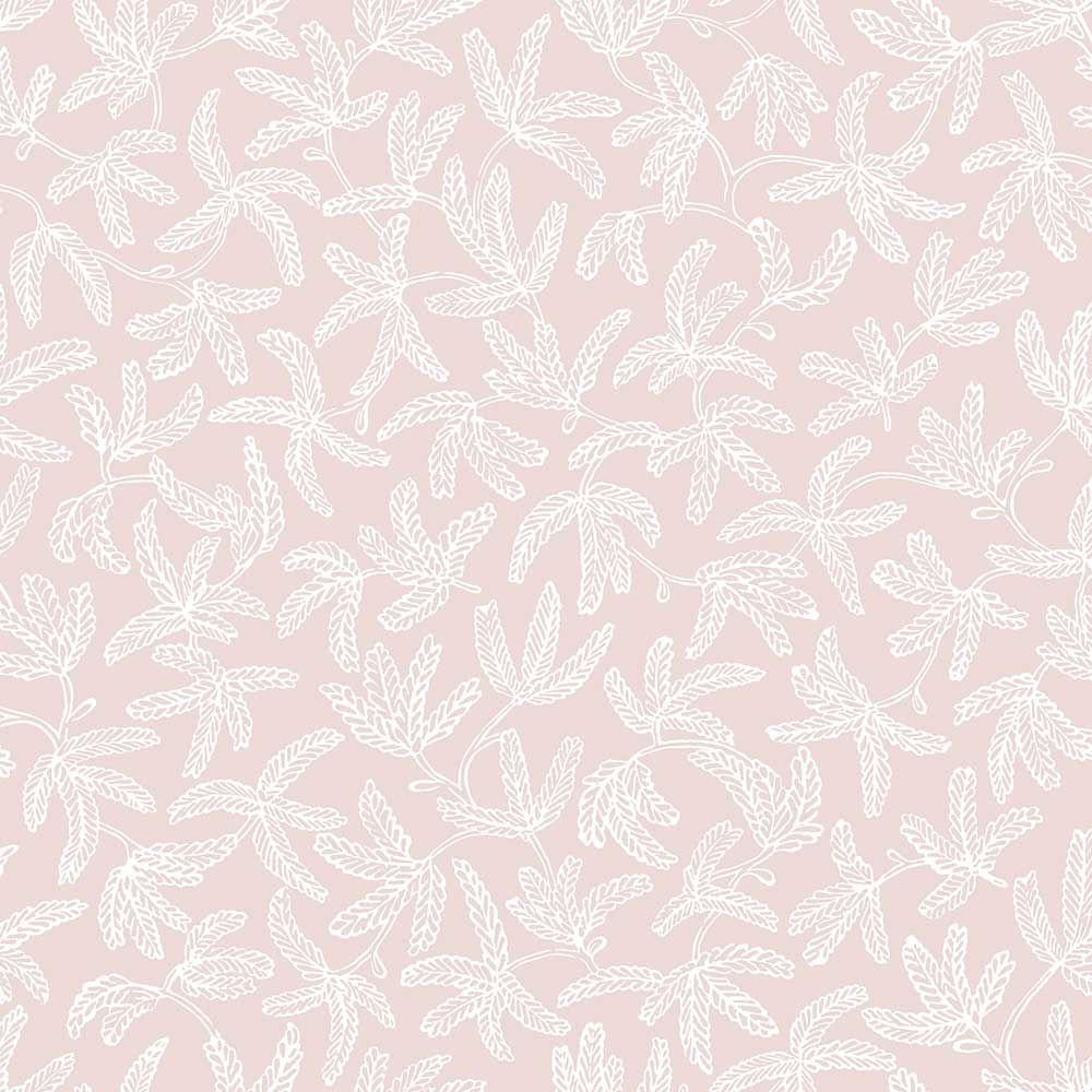Caselio Cocoon Old Rose Wallpaper - Product code: 100574812