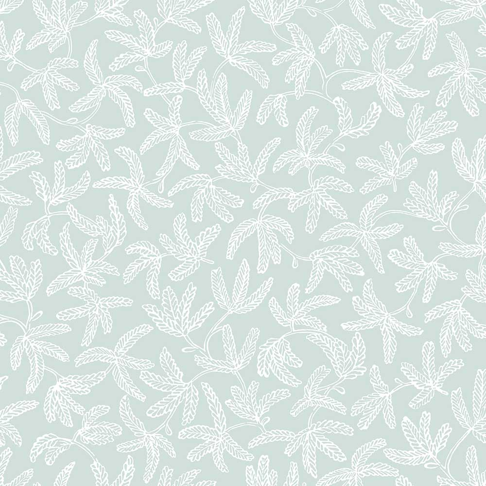 Caselio Cocoon Pale Blue Wallpaper - Product code: 100577029