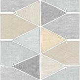 Casadeco Stella Color Multi-coloured Wallpaper - Product code: 84156116