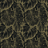 Graham & Brown Tropical Charcoal Wallpaper - Product code: 103764
