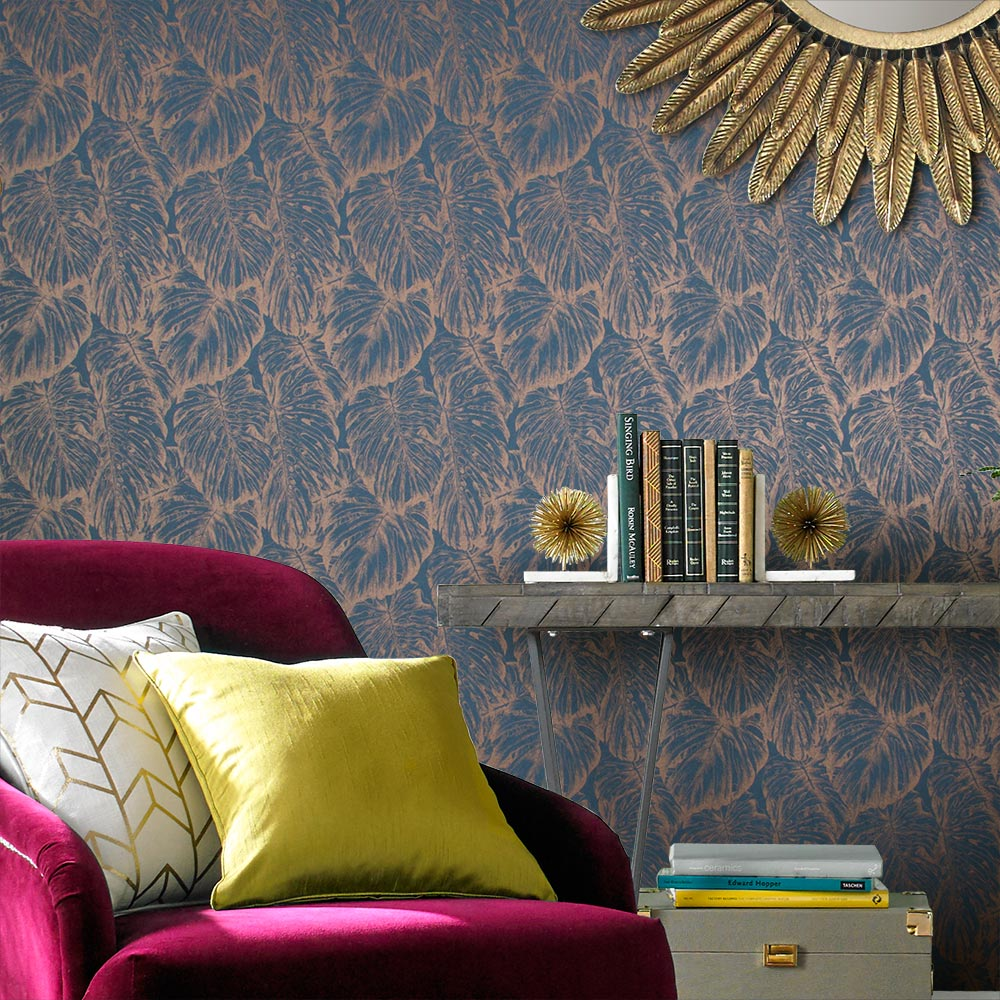 Graham & Brown Tropical Aegean Wallpaper - Product code: 103768
