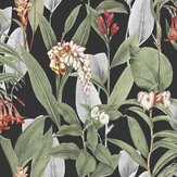 Graham & Brown Botanical Black Wallpaper - Product code: 103798
