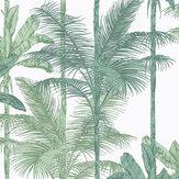 Graham & Brown Jungle Luscious Green Wallpaper - Product code: 105913