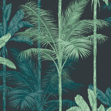 Graham & Brown Jungle Mood Green Wallpaper - Product code: 105916