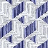 Coordonne Inca Navy Wallpaper - Product code: 8400012