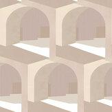Coordonne Soller Beige Wallpaper - Product code: 8400043