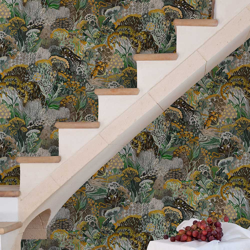 Pollensa Wallpaper - Summer - by Coordonne
