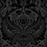 Graham & Brown Desire Black Wallpaper - Product code: 103431