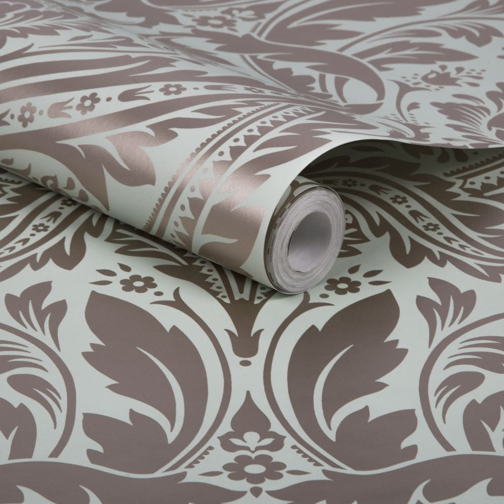 Graham & Brown Desire Mint Wallpaper - Product code: 103435
