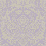 Graham & Brown Desire Lavender Wallpaper - Product code: 103436