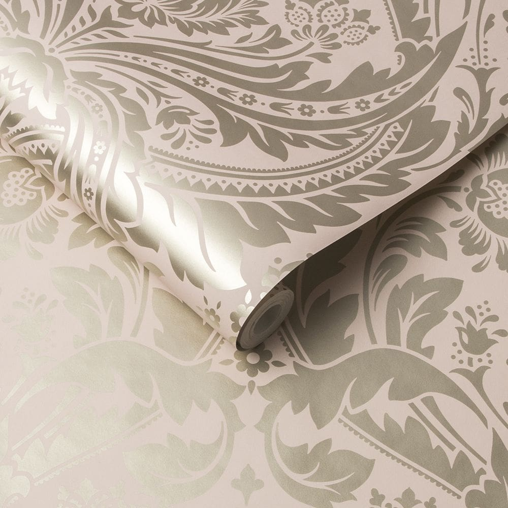 Graham & Brown Desire Blush Wallpaper - Product code: 105903