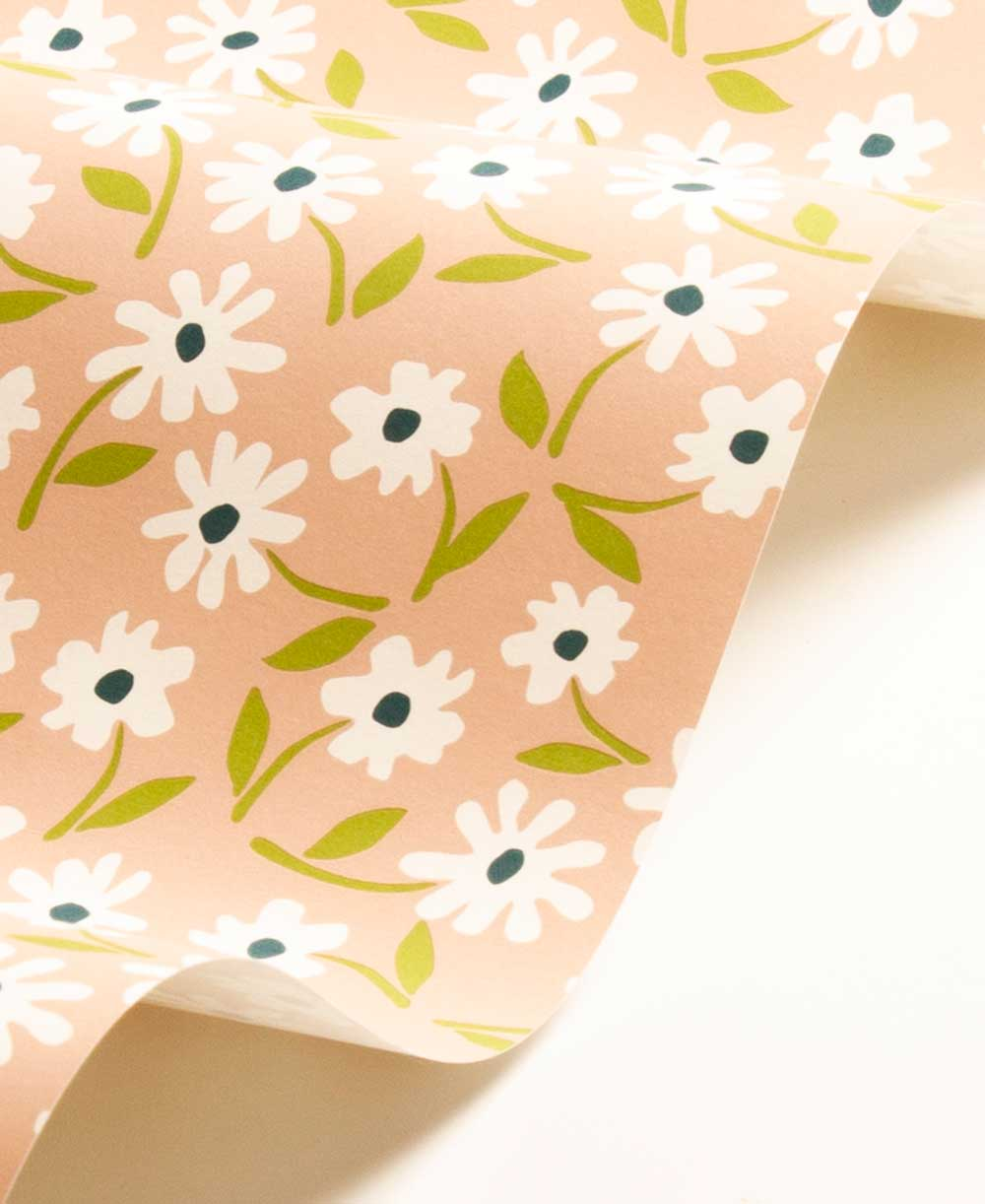 Layla Faye Little Flower Blush Pink Wallpaper - Product code: LF1071