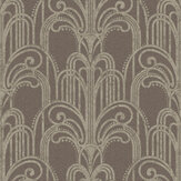 Graham & Brown Art Deco Natural Wallpaper - Product code: 105921