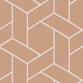 Casadeco Focale Coral Wallpaper - Product code: 82033106