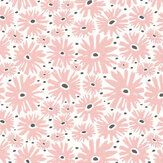 Layla Faye Daisy Blush Pink Wallpaper - Product code: LF1078