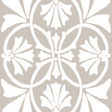 Graham & Brown Thrones Chalk / Taupe Wallpaper - Product code: 105274