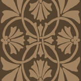 Graham & Brown Thrones Mocha Wallpaper - Product code: 105275