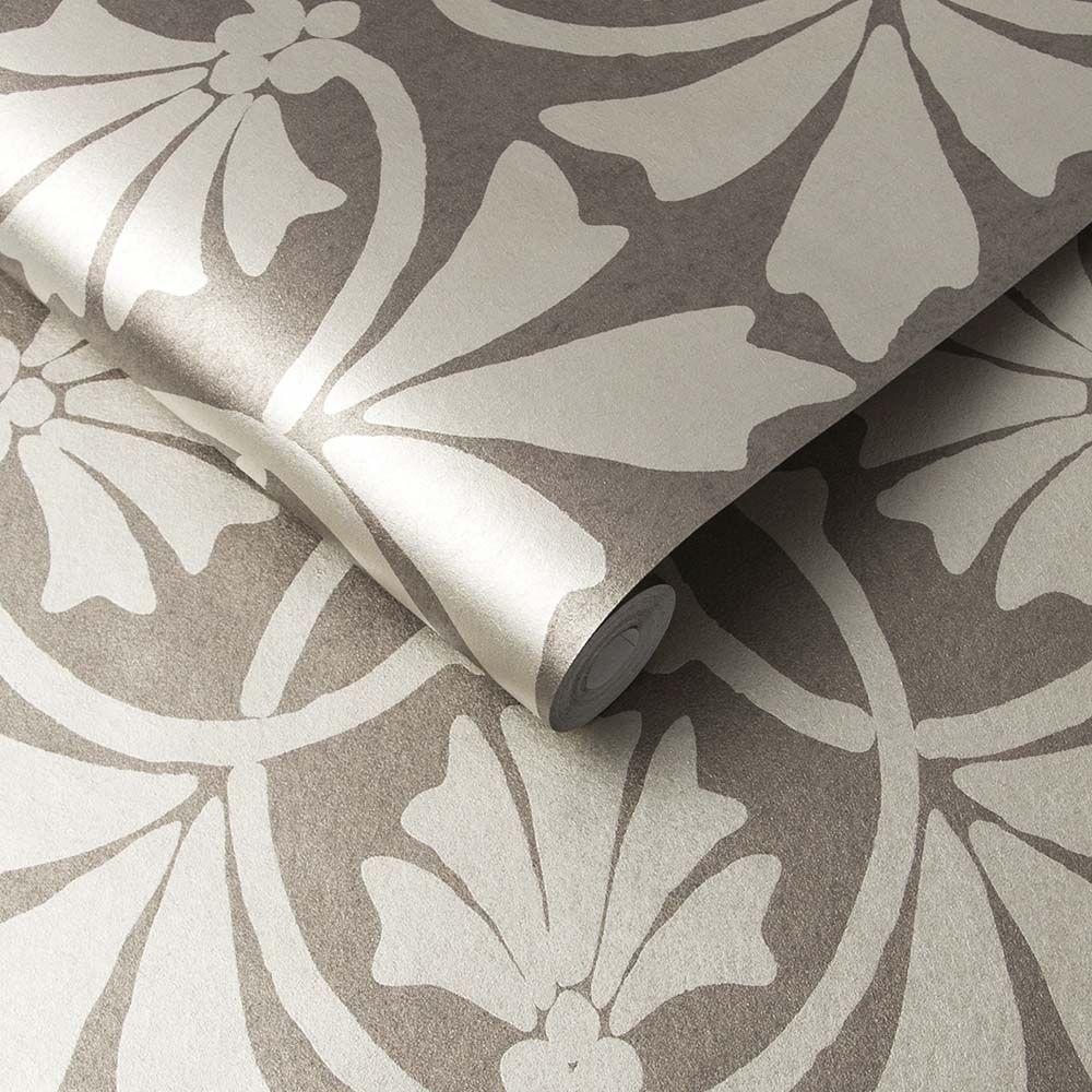 Graham & Brown Thrones Mocha Wallpaper - Product code: 105275