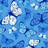 Hattie Lloyd Free to Fly Indigo Wallpaper - Product code: HLFTF03
