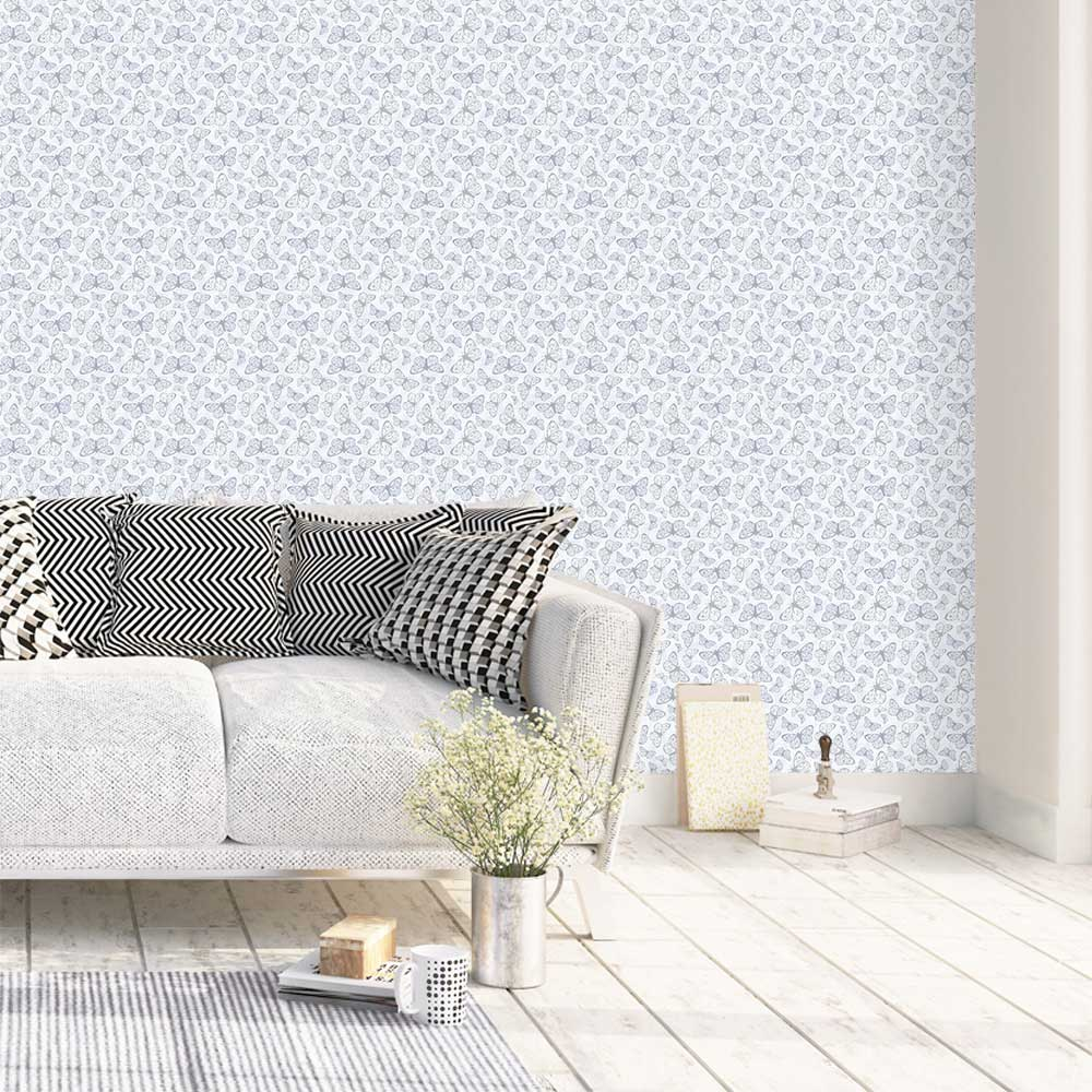 Hattie Lloyd Free to Fly Opaque Wallpaper - Product code: HLFTF08