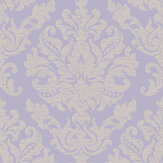Graham & Brown Antique Lilac Wallpaper - Product code: 105448