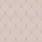 Graham & Brown Rene Blush Wallpaper - Product code: 105925