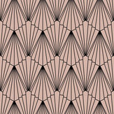 Graham & Brown Rene Rose Gold Wallpaper - Product code: 105927