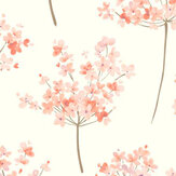 Casadeco Boboli Coral Wallpaper - Product code: 82333135