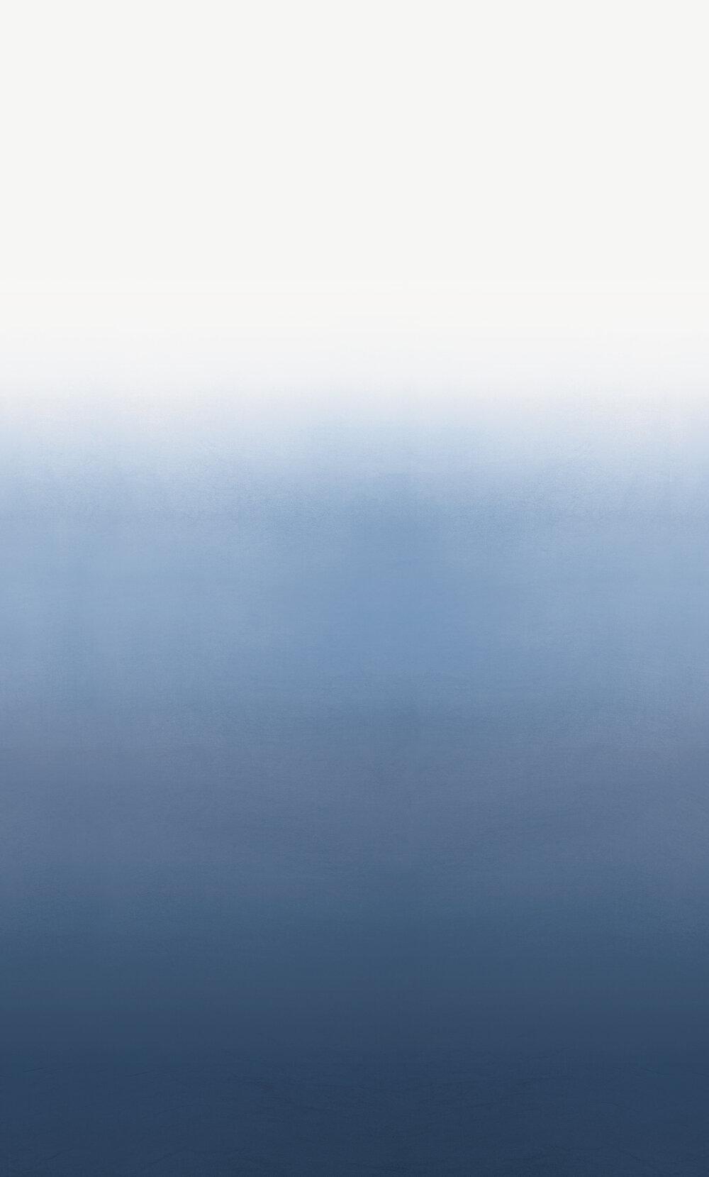 Designers Guild Saraille Indigo Mural - Product code: P600/09