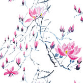 Designers Guild Madame Butterfly Peony Mural - Product code: P579/01