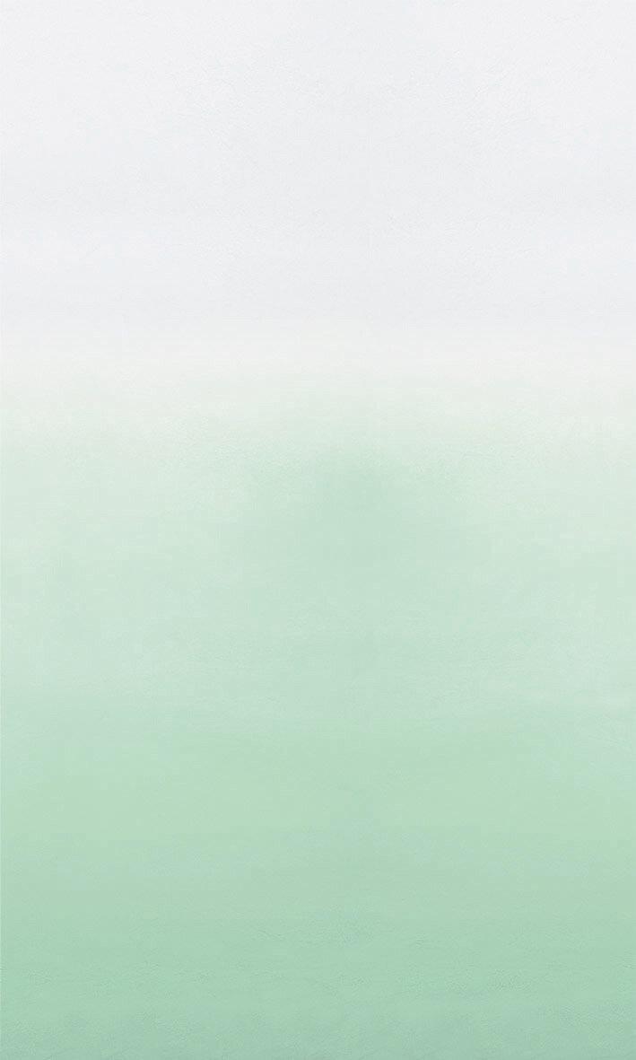 Saraille Mural - Eau de Nil - by Designers Guild