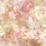 Designers Guild Fleur de Nuit Pale Coral Mural - Product code: PDG1106/01