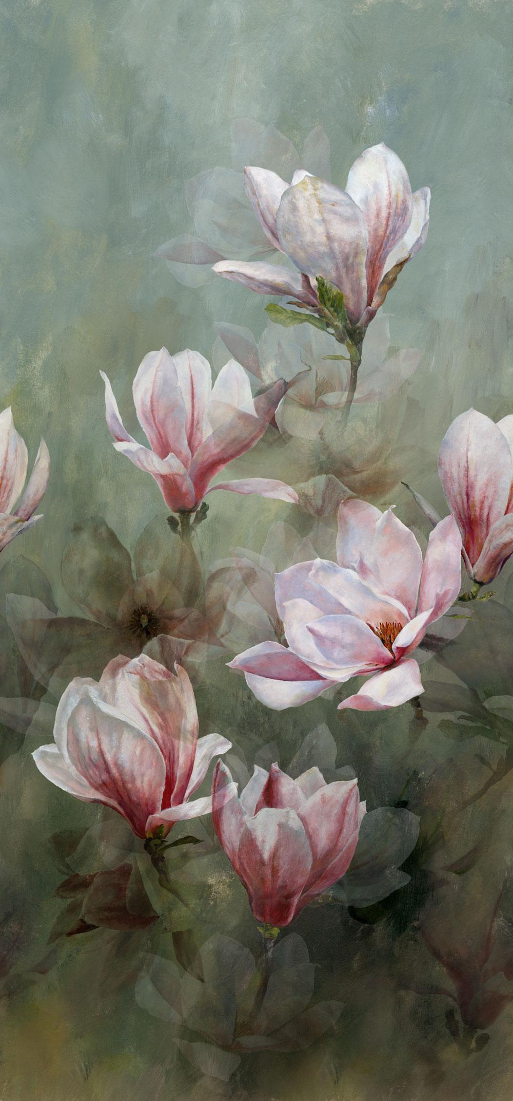 Designers Guild Yulan Magnolia Mural - Product code: PDG1115/01