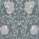 Morris Pimpernel Charcoal / Multi Wallpaper - Product code: 216734