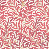Morris Willow Boughs Madder / Claret Wallpaper - Product code: 216720