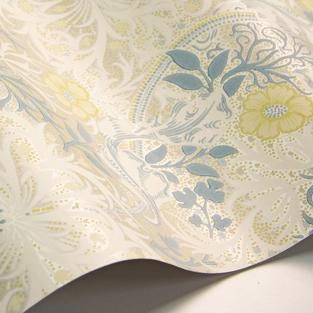Morris Morris Seaweed Silver / Slate Wallpaper - Product code: 216726