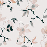 Zoom by Masureel Laetitia Jade Wallpaper - Product code: LAV003