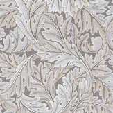 Morris Acanthus Slate / Pewter Wallpaper - Product code: 216740