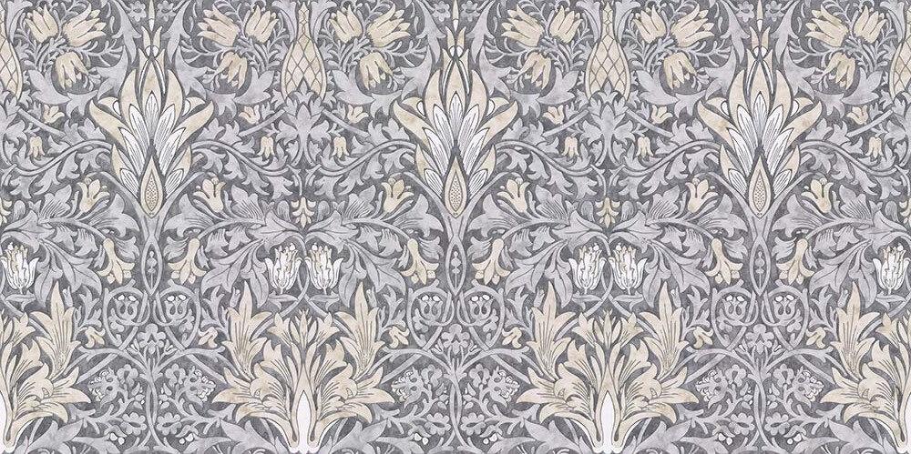 Morris Snakeshead Slate / Dove Wallpaper - Product code: 216747