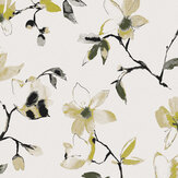 Zoom by Masureel Laetitia Tropical Wallpaper - Product code: LAV009