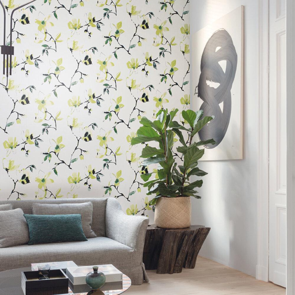 Zoom by Masureel Laetitia Tropical Wallpaper - Product code: LAV009