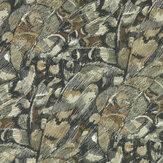 Harlequin Lamina Onyx / Bronze Wallpaper - Product code: 112168