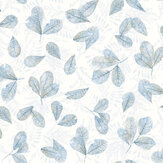 Galerie Leaves Blue Wallpaper - Product code: 7302