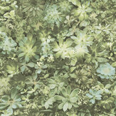 Galerie Succulents Green Wallpaper - Product code: 7320