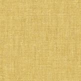 Caselio Linen Yellow / Gold Wallpaper - Product code: LINN68522020