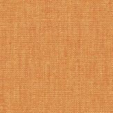 Caselio Linen Medium Orange Wallpaper - Product code: LINN68523187