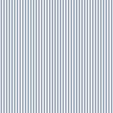 Galerie Small Stripe Blue Wallpaper - Product code: ST36907