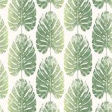 Galerie Monstera Leaves Green Wallpaper - Product code: 7325