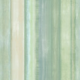 Galerie Painted wood Green Wallpaper - Product code: 7352
